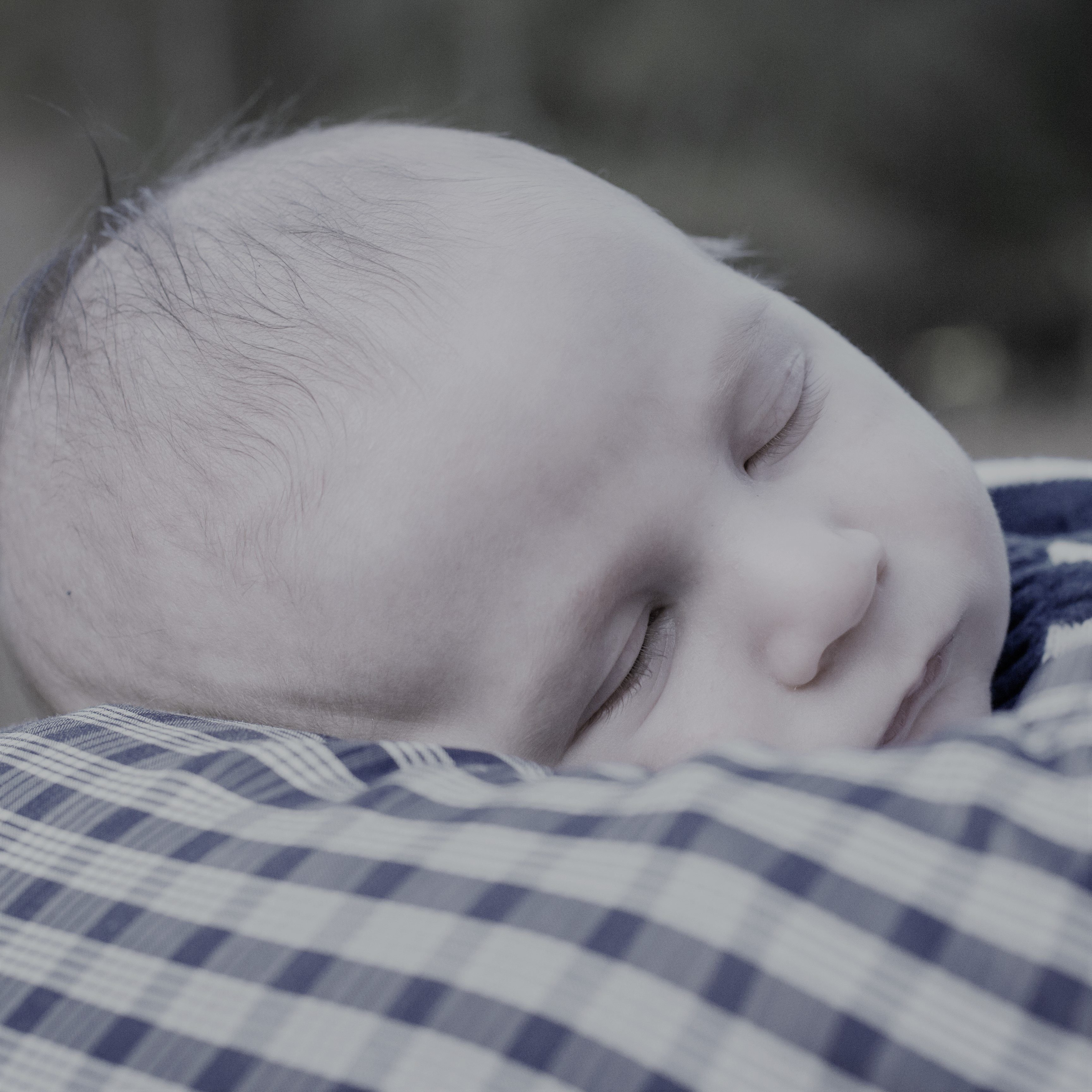 What I Learned About God From My Newborn